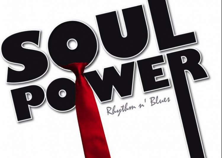 Soul Power à Brunoy