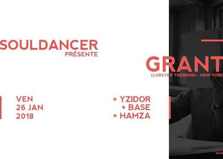 Souldancer Présente : Grant (Lobster Theremin - New York) à Strasbourg