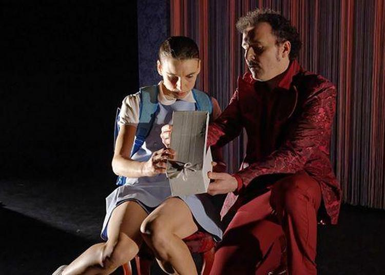 Souliers Rouges (Cie Les nuits claires & Agnello) à Chateau Gontier