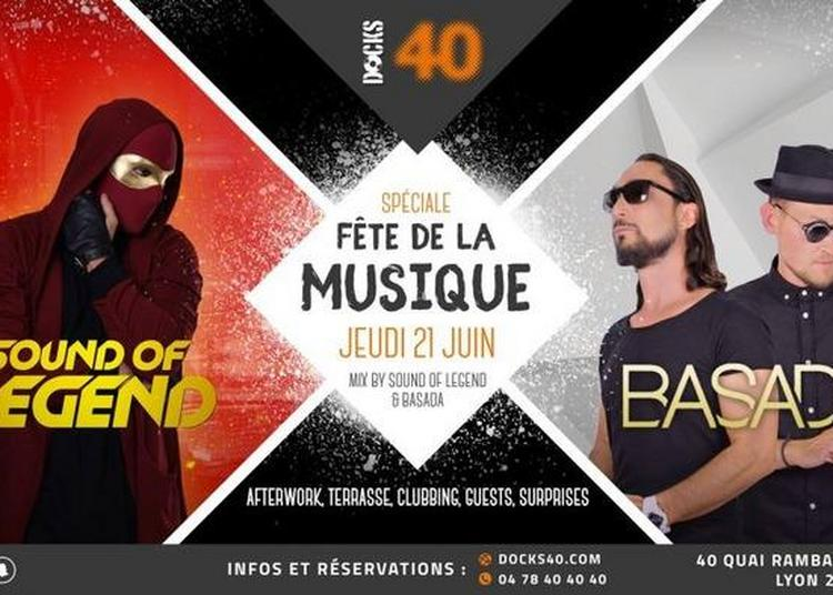 Sound Of Legend / Basada à Lyon