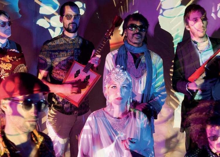 Soundway Records Presents Vanishing Twin + The Héliocentrics à Paris 18ème