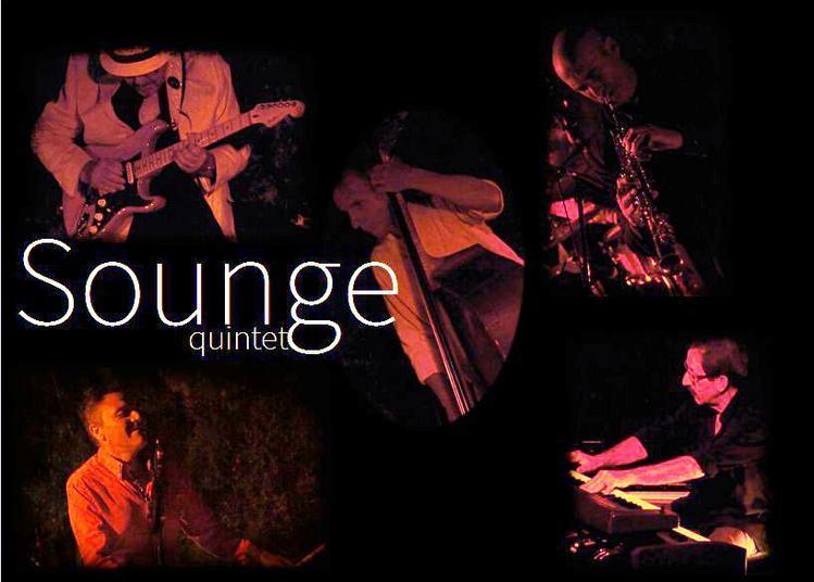 Sounge Quintet à Avignon