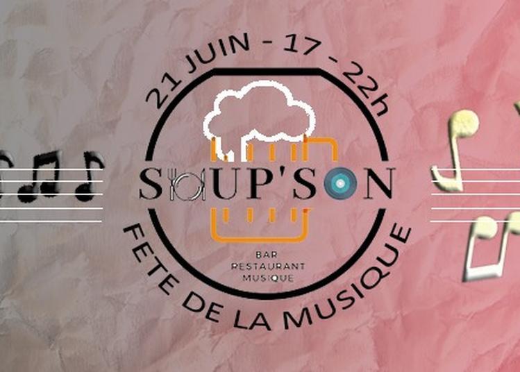 Soup'son - Fête de la musique à Paris 19ème