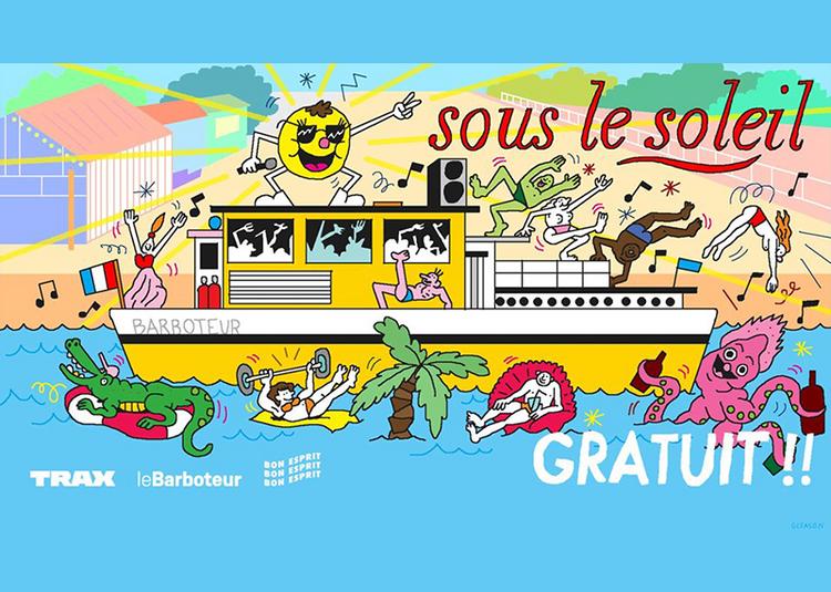 Sous Le Soleil à Paris 10ème