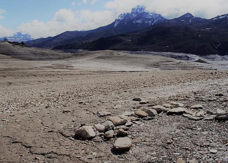 Sous Les Eaux Du Lac De Serre-ponçon : Le Site Archéologique Gallo-romain De Rougon à Chorges, Premiers Résultats