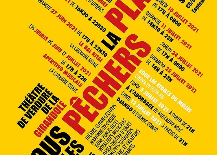 Sous Les pêchers La Plage #11 Samedi 26 juin 2021 à Montreuil
