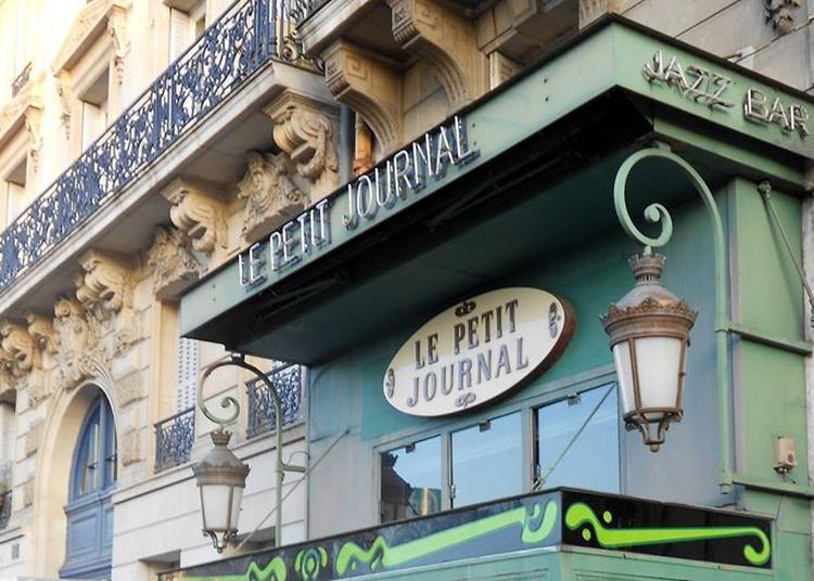 Southern Stompers à Paris 5ème