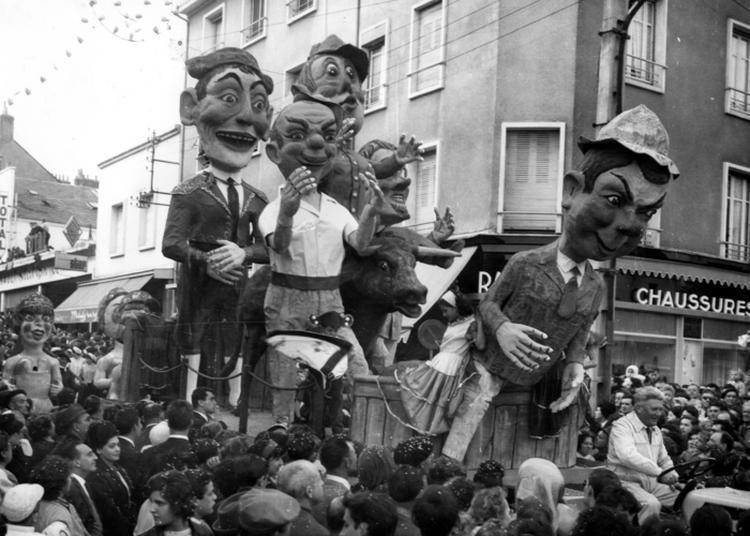 Souvenirs Du Carnaval De Vierzon
