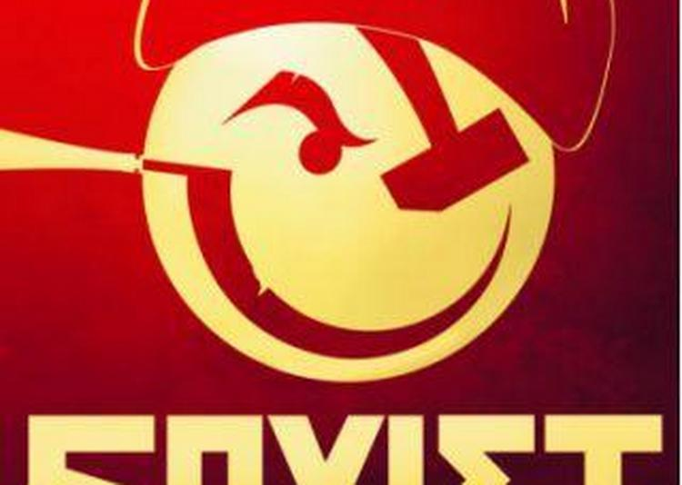 Soviet Suprem à Paris 18ème