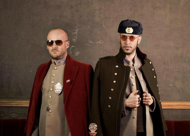 Soviet Suprem à Dommarien