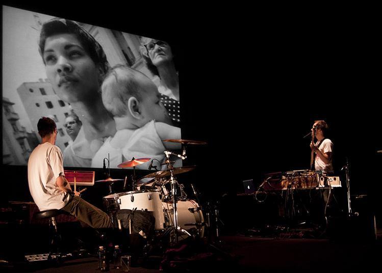Soy Cuba (ciné-concert) à Allegre
