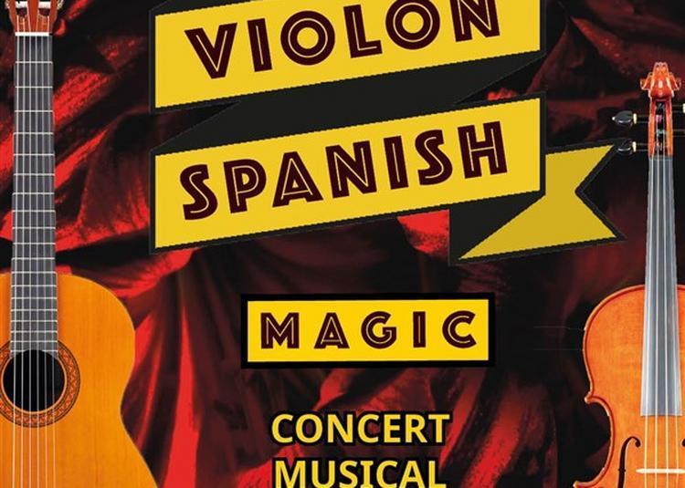 Spanish Guitare Violon : Duo Magic à Saint Chamond