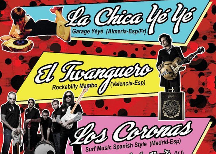 Spanish Rock Party 3 à Bron