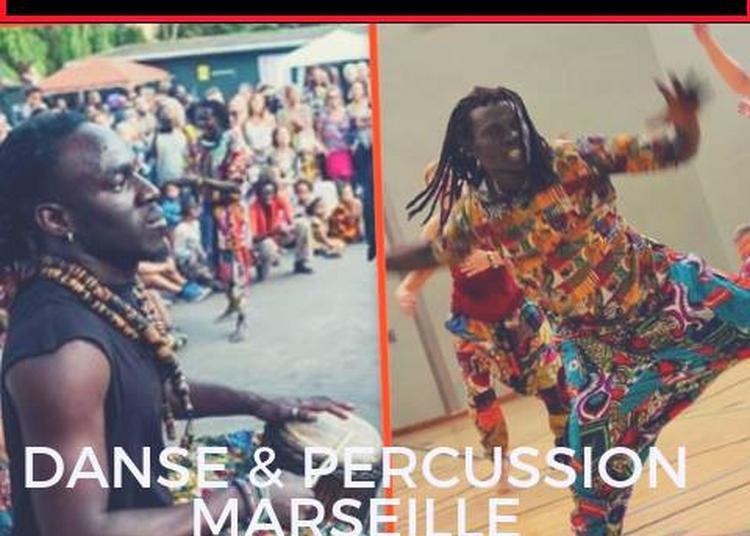 Special W-e ? Sabar ? Danse & Percussion Africaines - Laye Serrere & Serigne Modou à Marseille