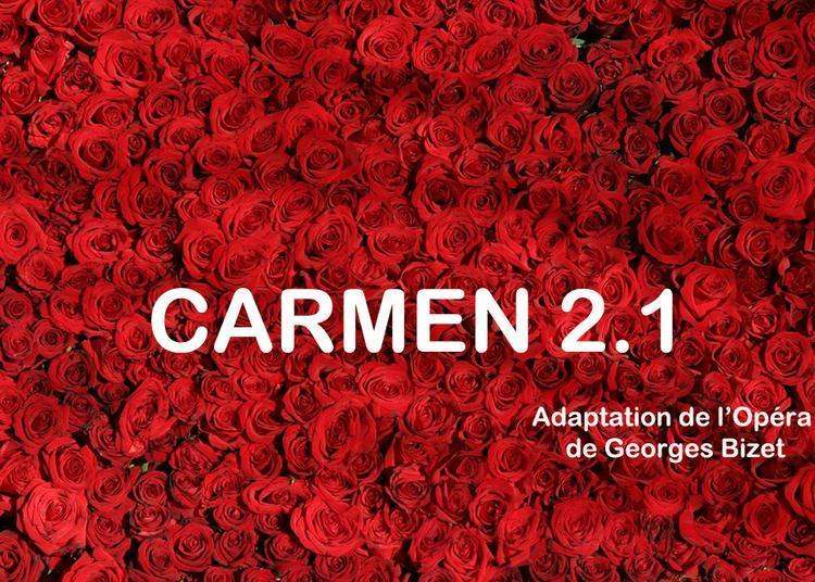 Spectacle - Carmen 2.1 à Combs la Ville