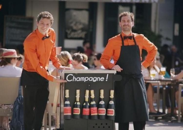 Spectacle Champagne à Villeneuve d'Ascq