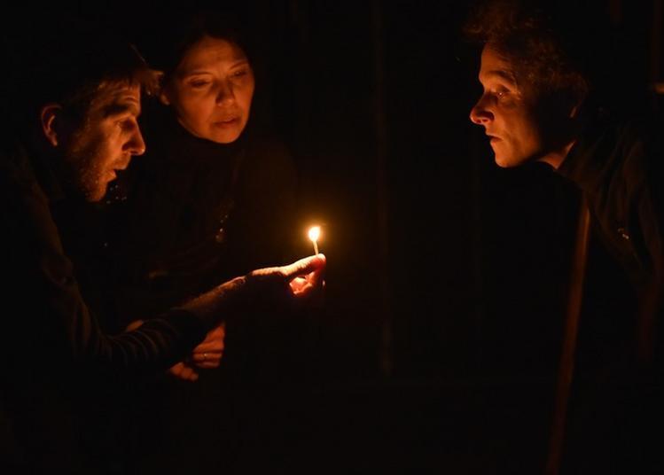 Spectacle Éclairicies Par La Compagnie Amphigouri à Omonville la Petite
