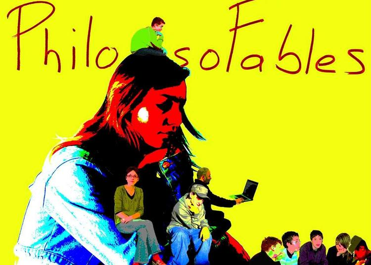Spectacle Conte-Forum PhilosoFables à Saint Gildas de Rhuys