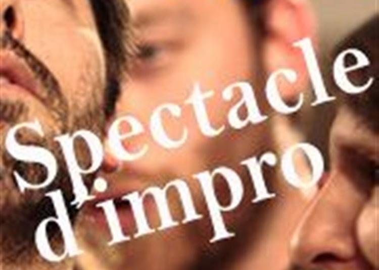 Spectacle D'Improvisation Théâtrale De La LIFA à Paris 11ème