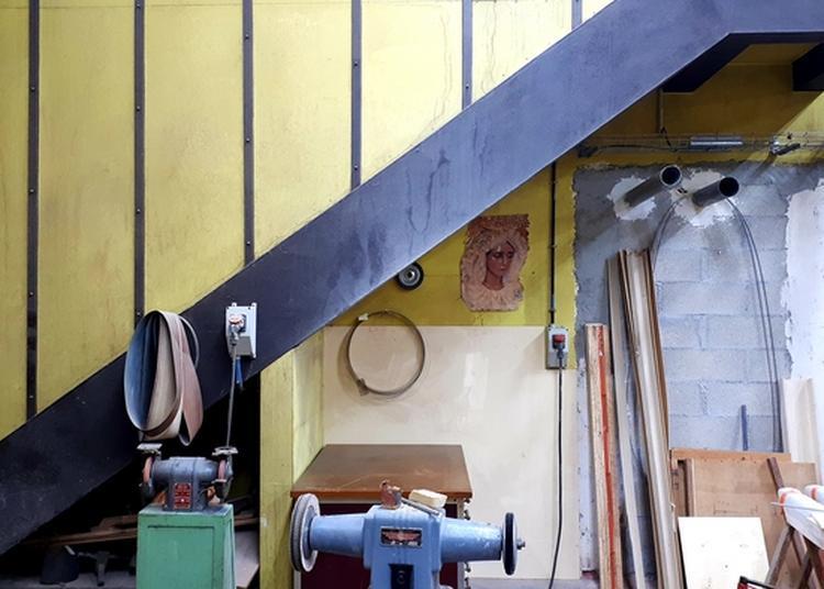 Spectacle Dans Les Ateliers De Technochimie à Ivry sur Seine