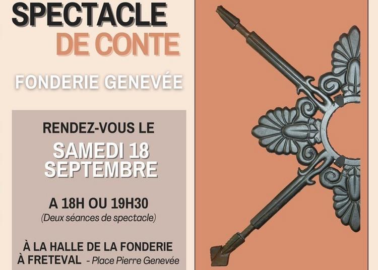 Spectacle De Conte à Freteval