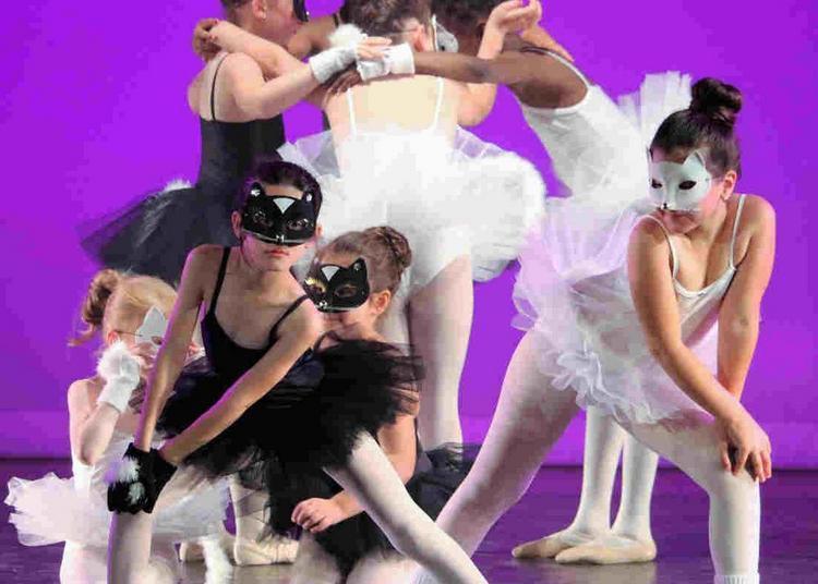 « Spectacle de danse du CRC» à Mantes la Jolie