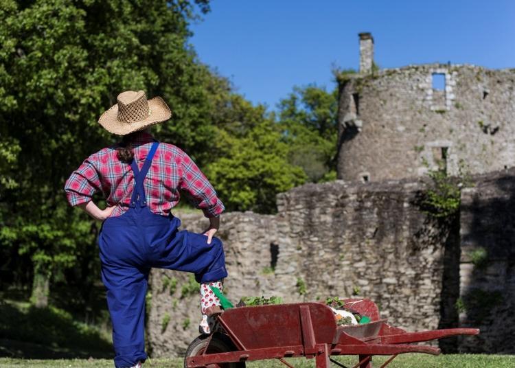 Spectacle enfants - La Brouette à histoire à Herbignac