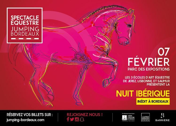 Spectacle équestre « Nuit Ibérique » à Bordeaux