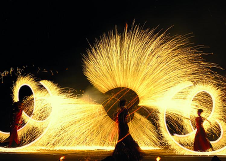 Spectacle Feux Et Lumières à Chatillon sur Seine