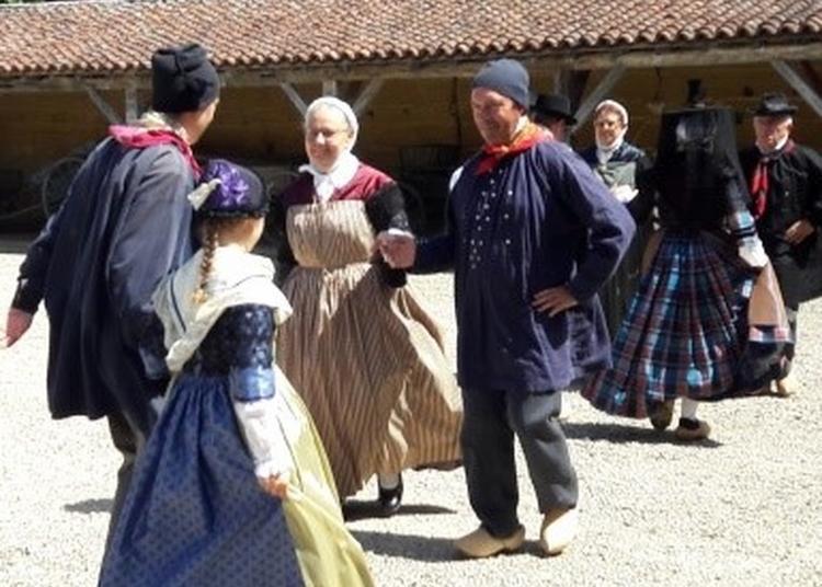 Spectacle Folklorique à Romenay