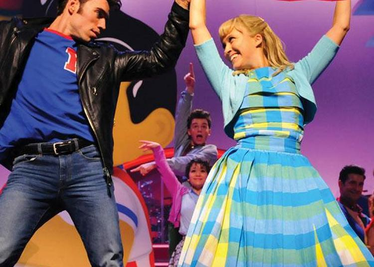 Spectacle Grease+Dejeuner Ou Diner à Paris 9ème