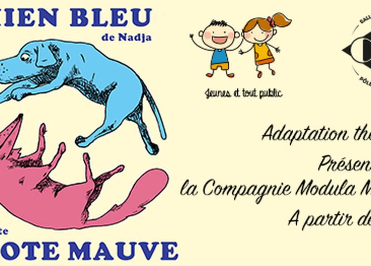 Spectacle jeune public : Chien Bleu - Coyote Mauve à Rodez