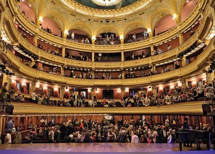 Spectacle Jeune Public  « Don Quichotte - J'étoilerai Le Vent Qui Passe? Spectacle Jeune Public D'après L'opéra De Jules Massenet à Paris 2ème