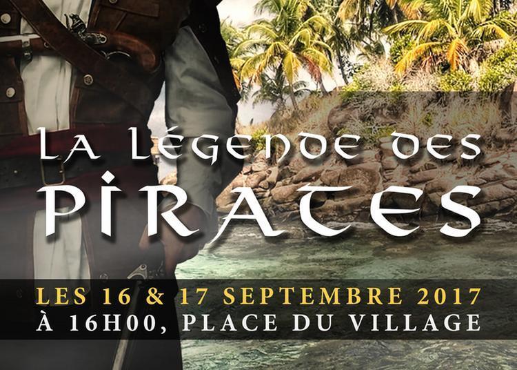 Spectacle La Légende Des Pirates à Villers saint Frambourg
