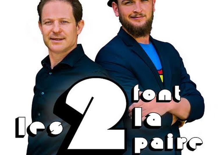 Spectacle Les Deux Font La Paire ! à Albigny sur Saone