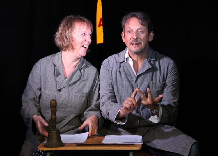 Spectacle Michel Et Josette, Par La Compagnie Akté à Gonfreville l'Orcher