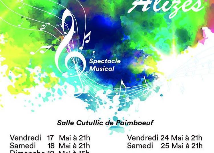 Spectacle Music'Alizés à Paimboeuf