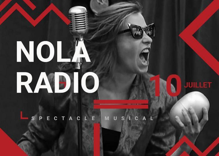 Spectacle NOLA RADIO à Salon de Provence