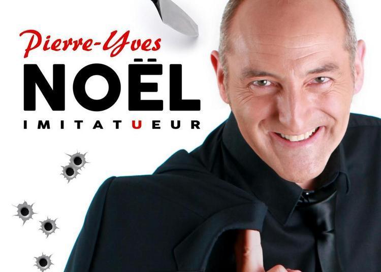 Spectacle Pierre-Yves Noël - ImitatUeur à Troyes