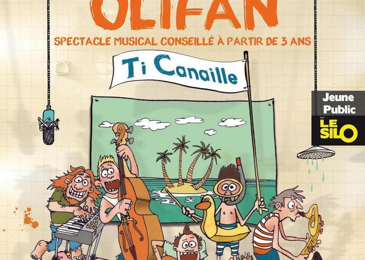Spectacle: Ti Canaille d'Olifan à Verneuil sur Avre