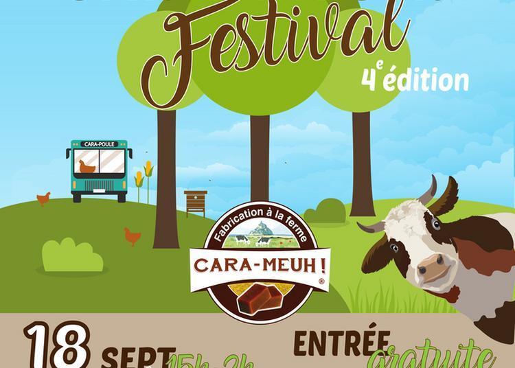 Spectacles à La Ferme Des Cara-meuh! Dans Le Cadre Du 4e Cara-meuh Festival ! à Vains