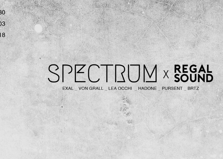 Spectrum X RGS à Paris 18ème