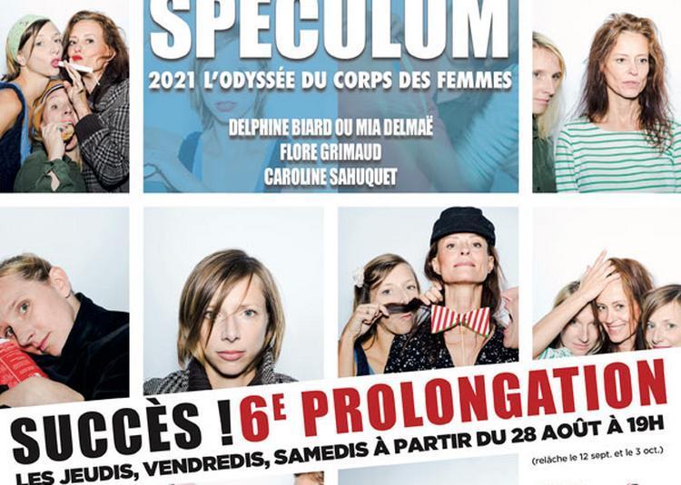 Speculum à Paris 18ème