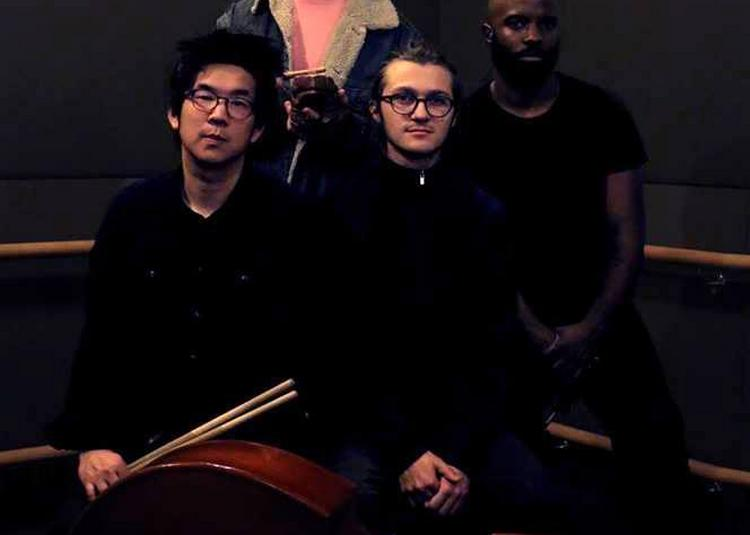 Speleo Quartet à Paris 1er