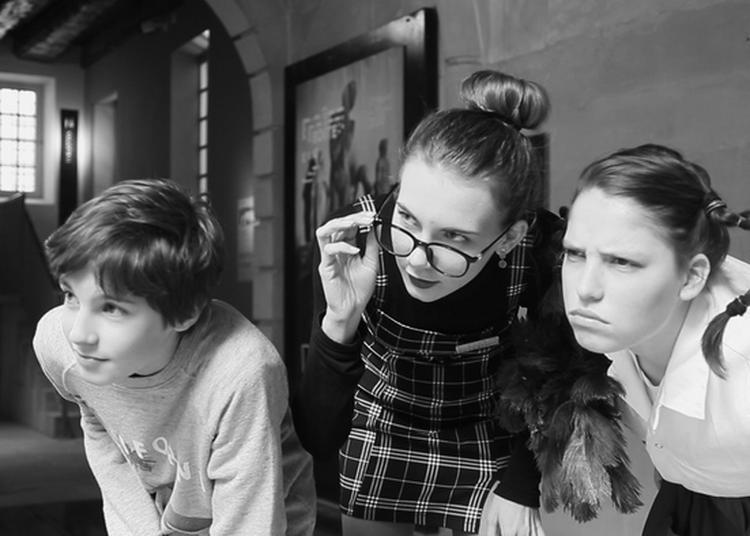 Spes Ou La Jarre De Pandore Diffusion D'un Court-métrage à Arles
