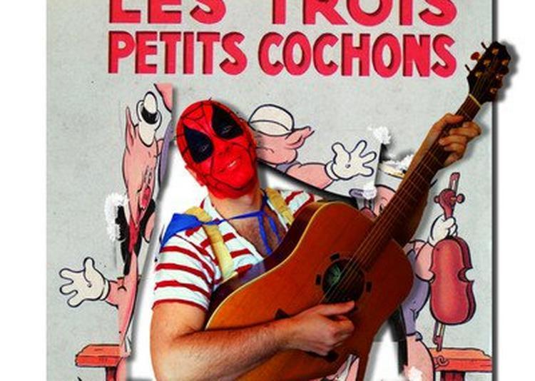 Spider-man Et Les Trois Petits Cochons à Muret