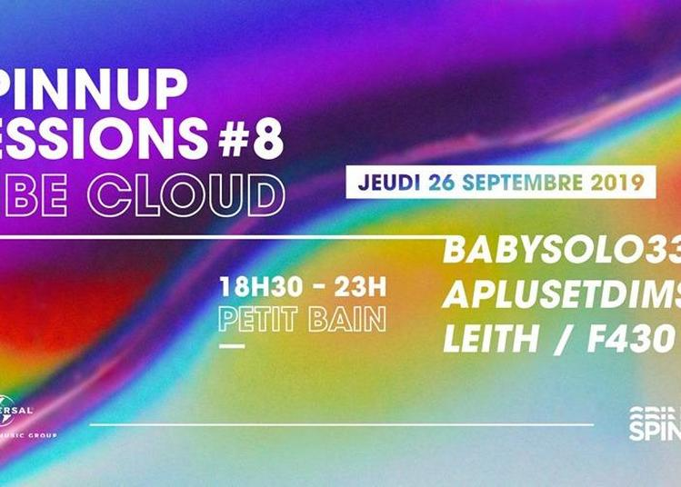 Spinnup Sessions #8 : Vibe Cloud à Paris 13ème