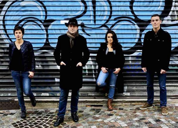 Spiritango Quartet - Piazzolla, Camorra Forever à Paris 15ème