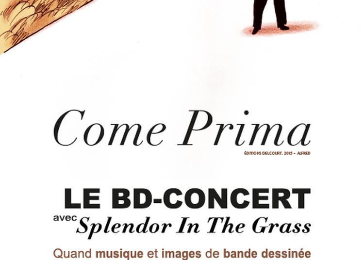 « Come Prima » à Chasseneuil du Poitou