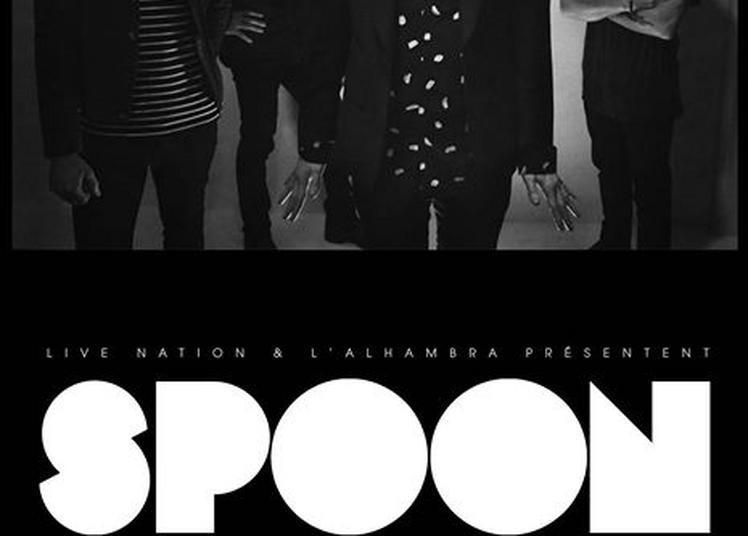 Spoon - Alhambra à Paris 10ème